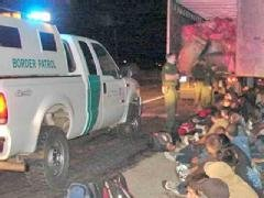 60 Illegals in Big Rig