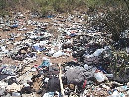 Border Trash photo