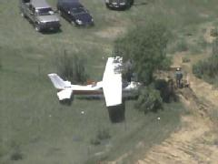 Cessna 210 Crashes with Illegal Alien Onboard