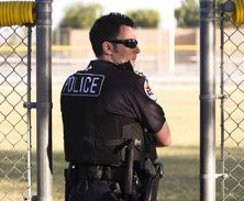 Chandler AZ Police Officer
