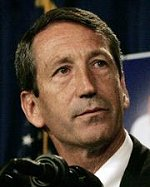 Gov Mark Sanford of SC