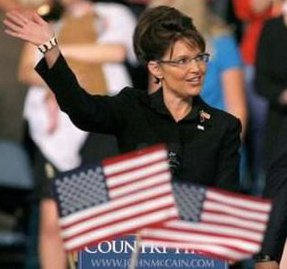 Governor Sarah Palin of Alaska