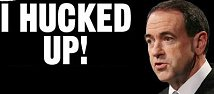 Huckabee Hucked Up