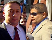 Ignacio Ramos and Jose Compean