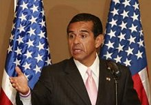 L.A. Mayor Antonio Villaraigosa