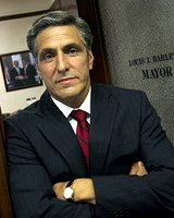 Hazelton Mayor Lou Barletta