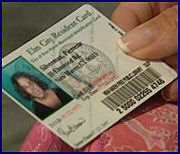 New Haven Illegal Alien ID Card