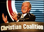 Pat Robertson of Christian Coalition