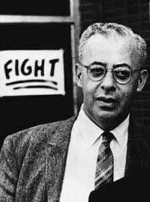 "Saul ""The Red"" Alinsky"