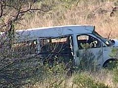 Truck Rollover Kills Illegal Aliens