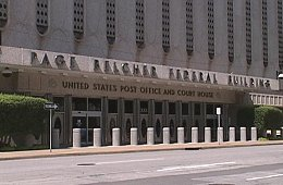 Tulsa Federal Courthouse