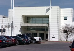 Tulsa ICE Office