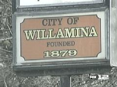 City of Willamina